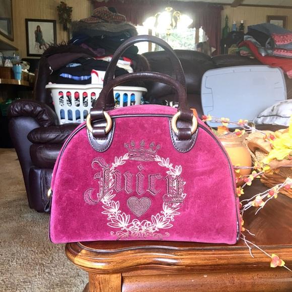 Juicy Couture Handbags - COPY - 💕Gorgeous authentic Juicy Couture purse 💕